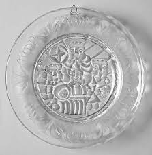 orrefors orrefors christmas plate at replacements ltd