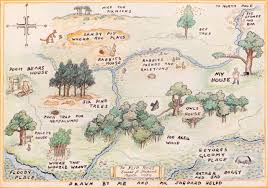 Thedas Map Fiction Map