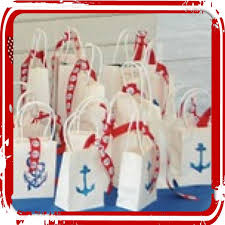 Nautical Themed Ribbon - cruise theme party nautical theme party activity package