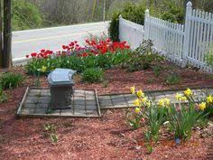 landscaping ideas full shade front yard front garden design