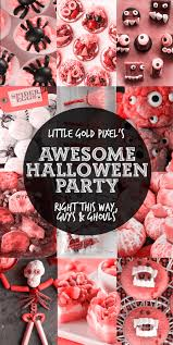 awesome halloween party recipes u2022 little gold pixel