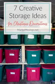 7 creative storage ideas for decorations martys musings 2 jpg