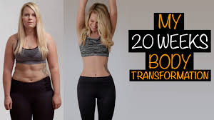 How Many Weeks In A Year by Beach Body Transformation Only 20 Weeks Freeletics Running