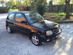 nissan micra heater not working nissan micra k11 1 4 sport in black in new waltham