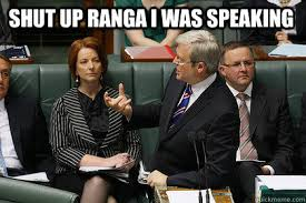 Kevin Rudd Memes - you wanna fight cunt kevin rudd quickmeme