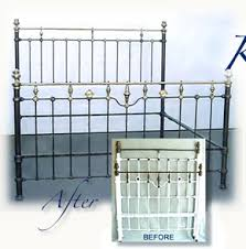 Antique Metal Bed Frame Iron Beds American Iron Bed Company Authentic American Antique