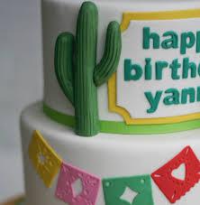 fiesta cakes erica o u0027brien cake design cake blog