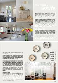 Paint Colours For North Facing Rooms by Habitat Plus Magazine Discusses White Shades