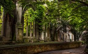 st dunstan in the east maybe it u0027s because