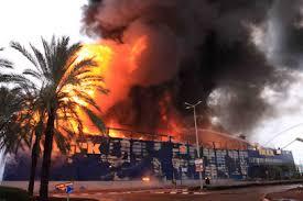 Ikea Hours Ynetnews News Massive Fire Destroys Ikea Store In Netanya
