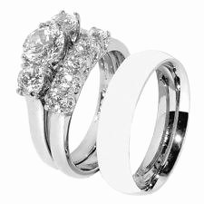 his and hers wedding bands sets inspirational wedding bands sets his and matching pics