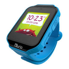 kurio ultimate kids smart watch blue toys