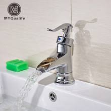 Waterfall Style Faucet Online Get Cheap Pump Style Faucet Aliexpress Com Alibaba Group