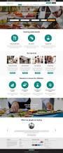 free psd design restaurant website design template free psd