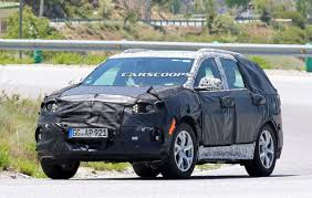 opel zafira 2018 2018 chevy equinox opel antara prototype spotted with bad boy