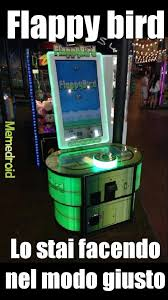 Arcade Meme - flappy bird arcade meme by slvndr99 memedroid