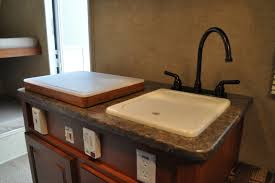 sink covers for more counter space my forst podmod cooktop cover cutting board cover r pod nation