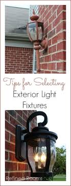 Exterior House Lights Fixtures How To Size Place Outdoor Wall Lighting Outdoor Lighting