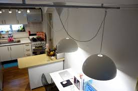 Movable Ceiling Lights Hack Rail Lighting In The Cheapest Way Ikea Hackers Ikea Hacks