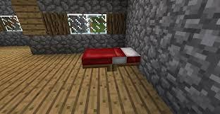 1 7 bed texture glitch recent updates and snapshots minecraft