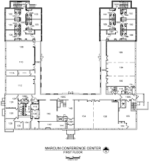 floor plans the marcum hdrbs miami university