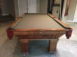 used pool tables for sale in ohio used pool tables for sale youngstown ohio boardman 1903 b a