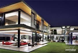 u shaped house u shaped modern family home by saota interiorzine