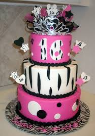 birthday cakes images fascinating 16th birthday cakes images of