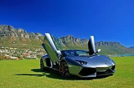 lamborghini aventador limo hire rent a lamborghini aventador lp 700 luxury car hire in cape town