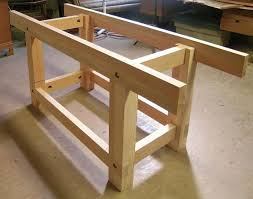 Woodworking Projects Pinterest by Best 25 Workbench Plans Ideas On Pinterest Work Bench Diy