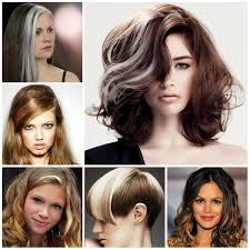 grey hair 2015 highlight ideas cool hair highlights for every season 2016 female haircuts and