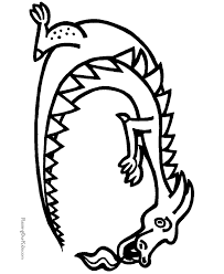 scary halloween coloring pages 010