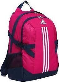 adidas classic trefoil backpack light pink adidas backpack ebay
