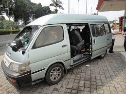 2010 minivan mini van penang hatyai