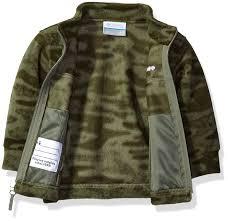 columbia baby boys zing iii fleece jacket clothing