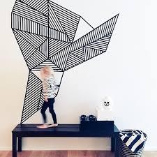 comment dessiner sur un mur de chambre comment dessiner sur un mur de chambre 10 diy d233tourner le