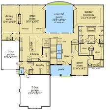 luxury home plans with elevators plan 29804rl 4 beds with elevator and basement options