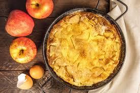 spécialité normande cuisine recette crapiaux aux pommes