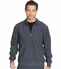 infinity by s zip up warm up scrub jacket ck305a