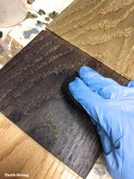 How To Clean Waxed Wood Floors How To Dye Wood And Use Lime Wax To Finish Oak Highlight The Grain