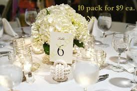 wedding table number holders nautical wedding rope knots 10 table number holders for your