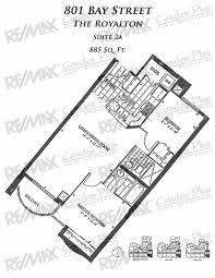 massey hall floor plan the royalton 801 bay street toronto idealtoronto condos