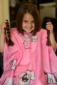 pictures of hair cut for year 5 year old mia s big haircut little princess trust