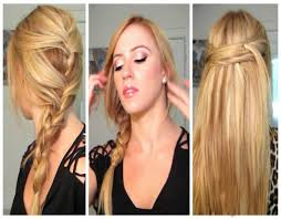 quick and easy hairstyles for medium length hair hairstyles