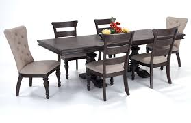 Mybobs Dining Rooms Riverdale 7 Piece Dining Set Bob U0027s Discount Furniture
