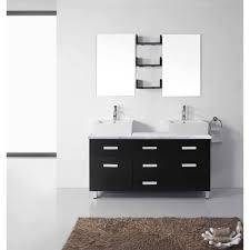 Modern White Bathroom Vanity by Ultra Modern Bathroom Vanities Bathroom Decoration