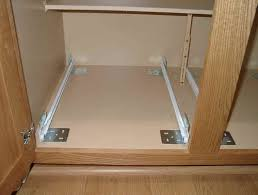 Kitchen Cabinets Sliding Drawer Options - Kitchen cabinet sliding drawers