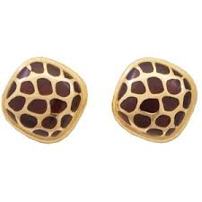 giraffe earrings giraffe earrings shop for giraffe earrings on polyvore