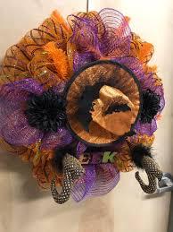 Halloween Wreaths For Sale Kim Wallace Kimwallace 36 Twitter