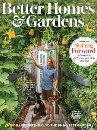 better homes and gardens homes better homes and gardens magazine march 2018 edition texture